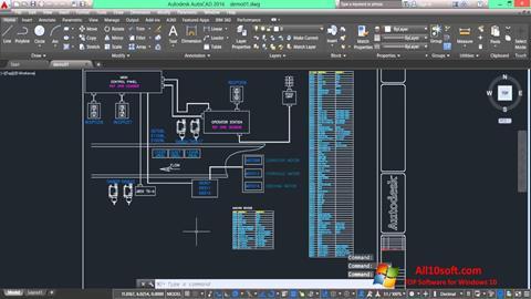 Ekraanipilt AutoCAD Electrical Windows 10