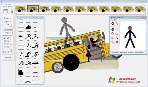 Ekraanipilt Pivot Animator Windows 10