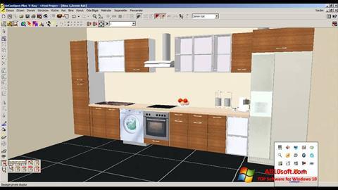 Ekraanipilt Arcon Windows 10