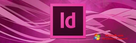 Ekraanipilt Adobe InDesign Windows 10