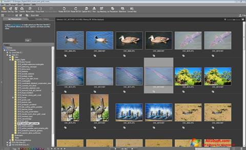 Ekraanipilt ViewNX Windows 10