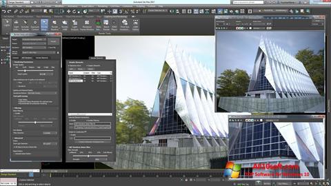 Ekraanipilt 3ds Max Windows 10