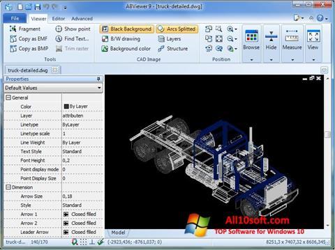 Ekraanipilt ABViewer Windows 10