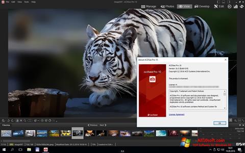 Ekraanipilt ACDSee Pro Windows 10